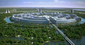 05 The Venus Project - Circular City